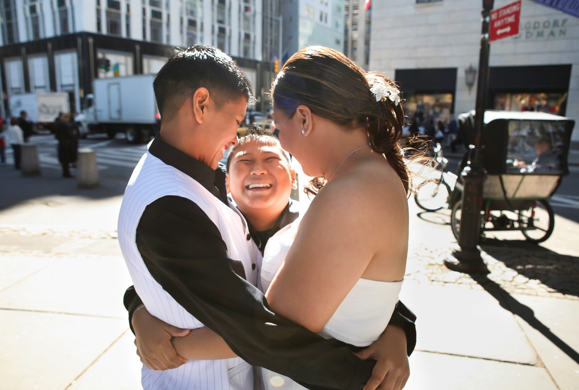 New York City gay wedding